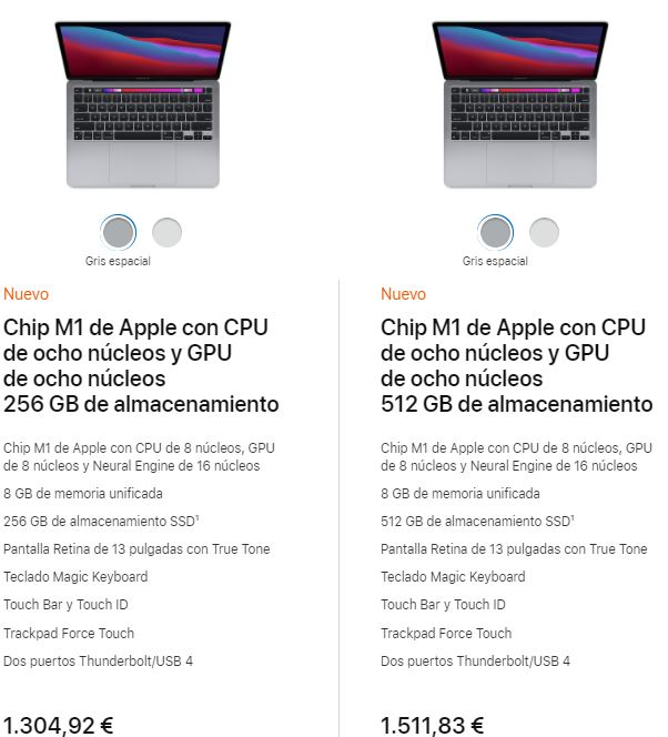 apple descuento educacion macbook pro