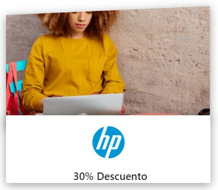 HP descuento para estudiantes